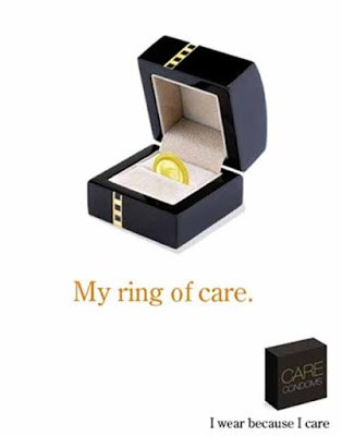 Ring of Care Condom Ad - Cupid Mantra